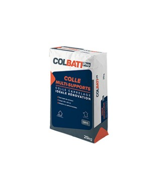 COLBATI Blanc 25Kg Colle Carrelage Flex