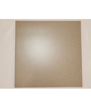 40x40 GRAIN Satin Grey Mat Sol