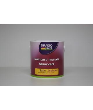 PEINTURE PRO MURAL SATIN 5LT INT/EXT BLANC