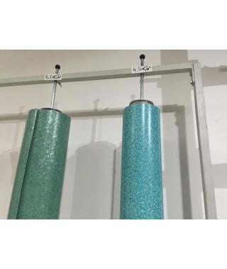 Vinyles 2M de largeur Turquoise (Fin de Série)