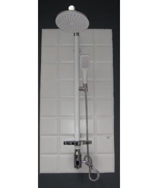 SL001 WHITE Colonne de Douche Design ELALLAR