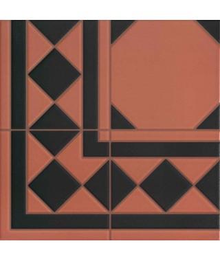 OXFORD Terra Esquina 33x33 K02