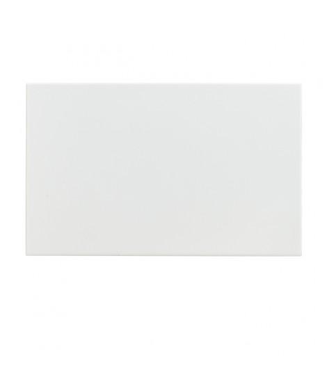 blanc brillant 25x40