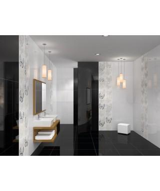 GLOSSY WHITE Mural 30x60