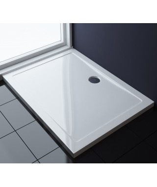 TR9014 RECEVEURS DE DOUCHE 140X90X4CM RECTANGLE EXTRAPLAT